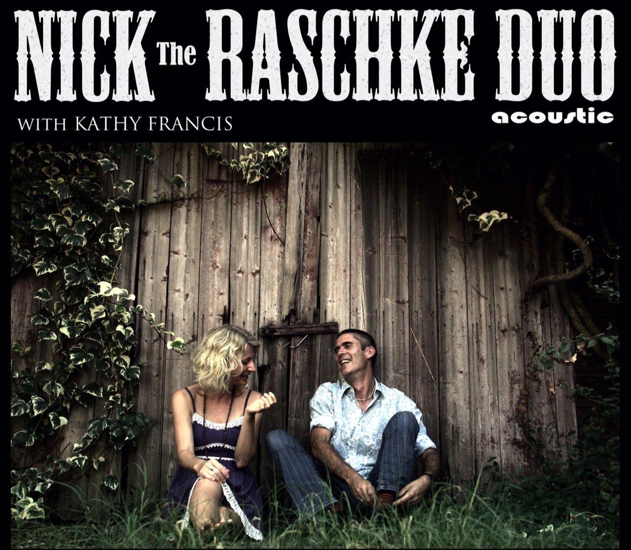 October 1 2015 Rachel Cericola 1 Comment: The Nick Raschke Duo