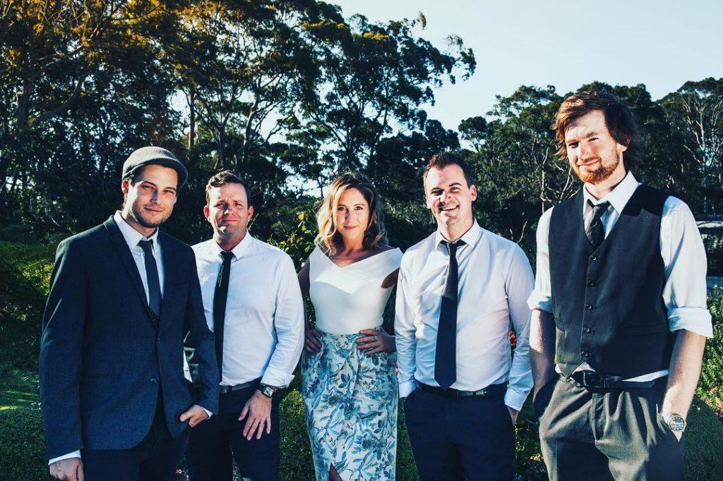 central coast wedding band