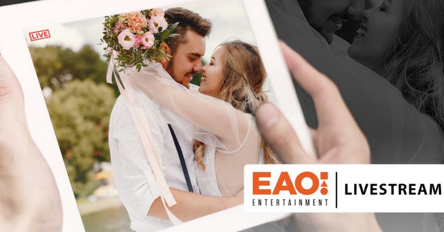 Livestream Wedding Services
